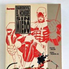 Comics : DAREDEVIL EL HOMBRE SIN MIEDO (FRANK MILLER & JOHN ROMITA JR) ~ MARVEL FORUM. Lote 270974973