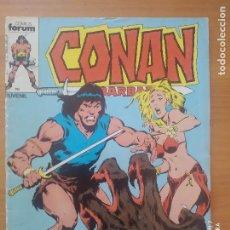 Fumetti: CONAN EL BARBARO Nº 62 - FORUM (B). Lote 271027553