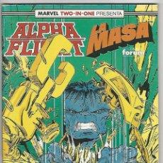 Comics: PLANETA. FORUM. ALPHA FLIGHT. 57.. Lote 271165273
