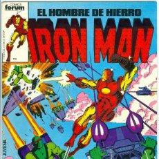 Comics: PLANETA. FORUM. IRON MAN VOLUMEN 1. 1. Lote 271165328