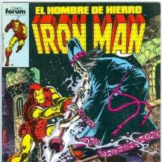 Comics: PLANETA. FORUM. IRON MAN VOLUMEN 1. 18.. Lote 271165373