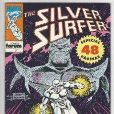 Comics: PLANETA. FORUM. THE SILVER SURFER. 12. Lote 271167478