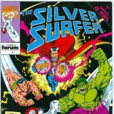 Comics: PLANETA. FORUM. THE SILVER SURFER. 20. Lote 271168278