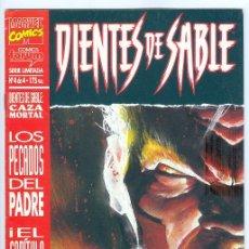 Comics : PLANETA. FORUM. DIENTES DE SABLE. 4.. Lote 271190778
