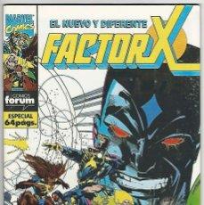 Comics: PLANETA. FORUM. FACTOR X. 59.. Lote 271196908