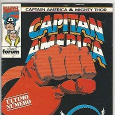 Comics: PLANETA. CAPIT�N AM�RICA Y THOR. VOL 2. 13.. Lote 271204458