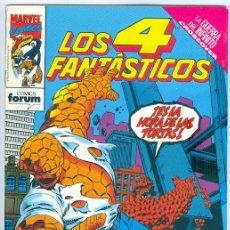 Comics : PLANETA. FORUM. LOS 4 FANT�STICOS. 126.. Lote 271216163