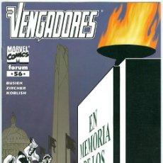 Cómics: PLANETA. LOS VENGADORES HEROES RETURN. 56.. Lote 271218013