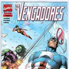 Cómics: PLANETA. LOS VENGADORES HEROES RETURN. 62.. Lote 271218043