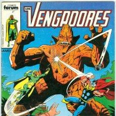Cómics: PLANETA. FORUM. LOS VENGADORES VOL1. 9. Lote 271225578
