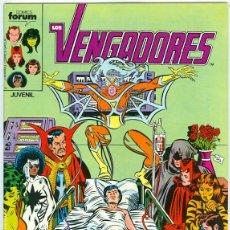 Cómics: PLANETA. FORUM. LOS VENGADORES VOL1. 47. Lote 271225723