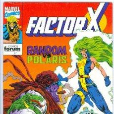 Comics: PLANETA. FORUM. FACTOR X. 79.. Lote 271227403