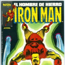Comics: PLANETA. FORUM. IRON MAN VOLUMEN 1. 35.. Lote 271229063
