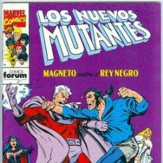 Cómics: PLANETA. FORUM. LOS NUEVOS MUTANTES. 59.. Lote 271233183