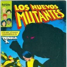 Cómics: PLANETA. FORUM. LOS NUEVOS MUTANTES. 3. Lote 271233908
