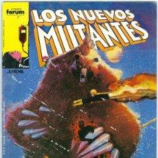 Cómics: PLANETA. FORUM. LOS NUEVOS MUTANTES. 19.. Lote 271234008
