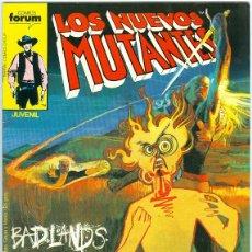 Cómics: PLANETA. FORUM. LOS NUEVOS MUTANTES. 20.. Lote 271234033