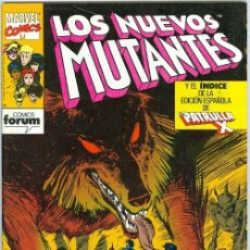 Cómics: PLANETA. FORUM. LOS NUEVOS MUTANTES. 61.. Lote 271234248