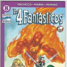 Comics : PLANETA. FORUM. LOS 4 FANT�STICOS V4. 8. Lote 271238848