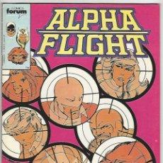 Cómics: PLANETA. FORUM. ALPHA FLIGHT. 8. Lote 271239558