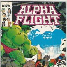Cómics: PLANETA. FORUM. ALPHA FLIGHT. 28.. Lote 271239648