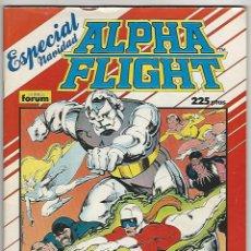 Comics: PLANETA. FORUM. ALPHA FLIGHT. ESPECIAL NAVIDAD. 1987.. Lote 271239813