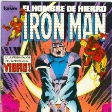 Comics: PLANETA. FORUM. IRON MAN VOLUMEN 1. 36.. Lote 271240013