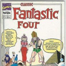 Cómics: PLANETA. FORUM. FANTASTIC FOUR CLASSIC. 10.. Lote 271241023