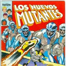 Cómics: PLANETA. FORUM. LOS NUEVOS MUTANTES. 2. Lote 271243553