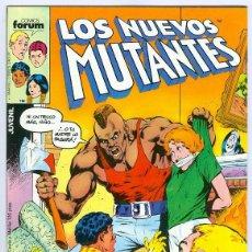 Cómics: PLANETA. FORUM. LOS NUEVOS MUTANTES. 7. Lote 271243573