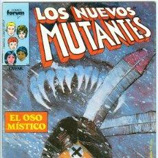 Cómics: PLANETA. FORUM. LOS NUEVOS MUTANTES. 18.. Lote 271243623