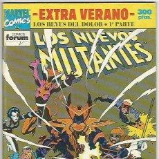 Cómics: PLANETA. FORUM. LOS NUEVOS MUTANTES. 1992 EXTRA VERANO.. Lote 271243653