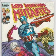 Cómics: PLANETA. FORUM. LOS NUEVOS MUTANTES. 40.. Lote 271243743