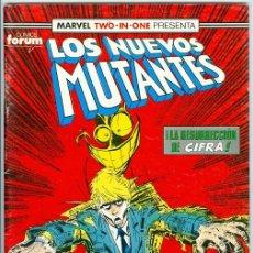 Cómics: PLANETA. FORUM. LOS NUEVOS MUTANTES. 55.. Lote 271243818