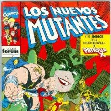 Cómics: PLANETA. FORUM. LOS NUEVOS MUTANTES. 60.. Lote 271243828