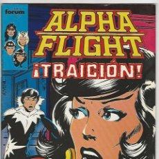 Cómics: PLANETA. FORUM. ALPHA FLIGHT. 6. Lote 271263768