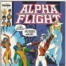Cómics: PLANETA. FORUM. ALPHA FLIGHT. 26.. Lote 271263863