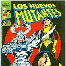 Cómics: PLANETA. FORUM. LOS NUEVOS MUTANTES. 5. Lote 271267318