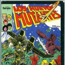 Cómics: PLANETA. FORUM. LOS NUEVOS MUTANTES. 1987 ESPECIAL VERANO.. Lote 271267383