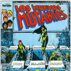 Cómics: PLANETA. FORUM. LOS NUEVOS MUTANTES. 38.. Lote 271267468