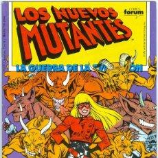 Cómics: PLANETA. FORUM. LOS NUEVOS MUTANTES. 43.. Lote 271267488