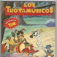 Cómics: ANAYA. LOS TROTAMUSICOS. 6. TVE.. Lote 287406998