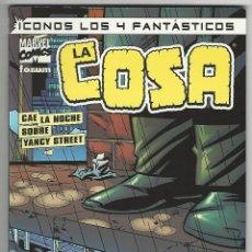 Cómics: PLANETA. ICONOS LOS 4 FANT�STICOS. 3. LA COSA.. Lote 271295073