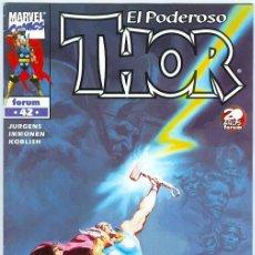 Cómics: PLANETA. THOR EL PODEROSO VOLUMEN 3 Y 4. 42.. Lote 271295633