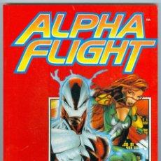 Cómics: PLANETA. ALPHA FLIGHT VOL2. 1. RETAPADOS.. Lote 271311168