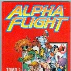 Cómics: PLANETA. ALPHA FLIGHT VOL2. 3. RETAPADOS.. Lote 271311778