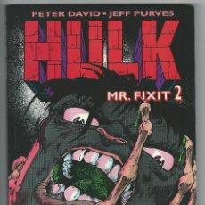 Cómics: PLANETA. FORUM. HULK. MR FIXIT. 2.. Lote 271317438