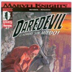 Cómics: PLANETA. DAREDEVIL. MARVEL KNIGHTS. 47.. Lote 271334238
