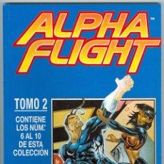 Cómics: PLANETA. ALPHA FLIGHT VOL2. 2. RETAPADOS.. Lote 271334698