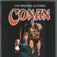 Cómics: PLANETA. FORUM. CONAN. 2. LOS MEJORES AUTORES.. Lote 271350798